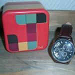Montre homme Fossil by Time Performer
