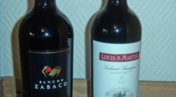 vins califoriniens