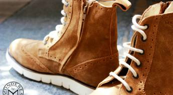 Boots scotland homme M By Monderer