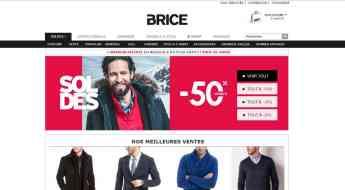 soldes hiver 2015 Brice