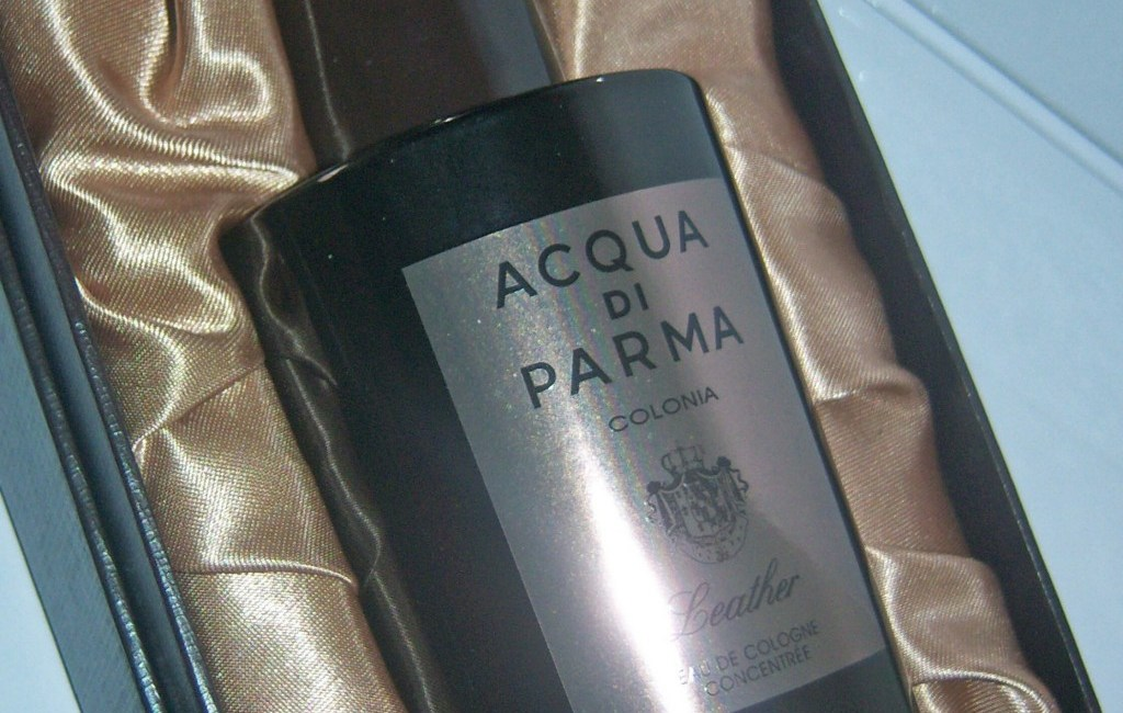 Acqua di Parma Colonia Leather