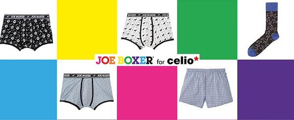 joe boxer for celio*