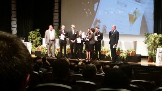 Trophées Internationaux des Calvados Nouvelle Vogue