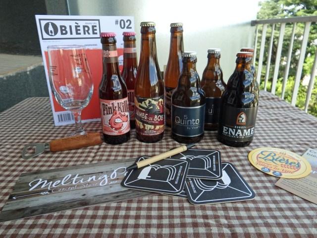 Belgian BeerBox Avril 2015