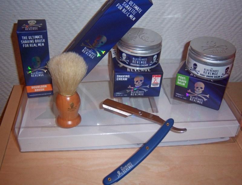 Shavette the Bluebeards Revenge pour un rasage précis - test et avis