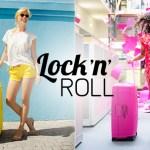 Un été Lock N Roll avec American Tourister