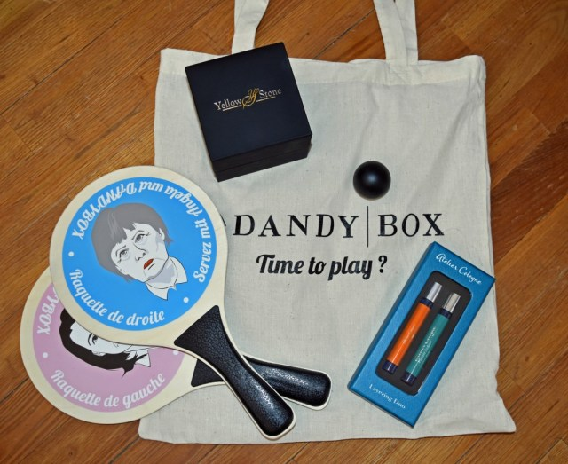 DandyBox Time to play