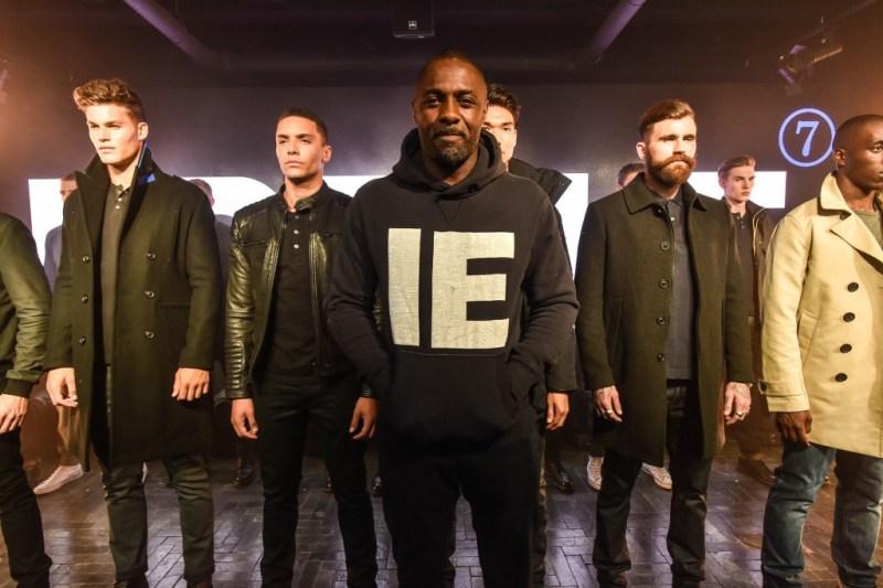 Idris Elba X Superdry