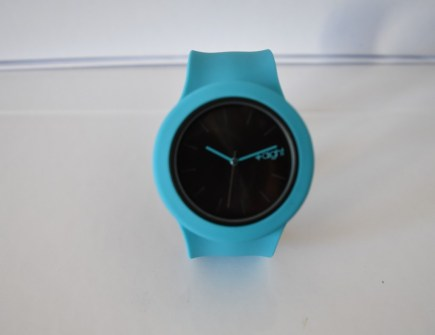 Caribbean Blue Aight Watch