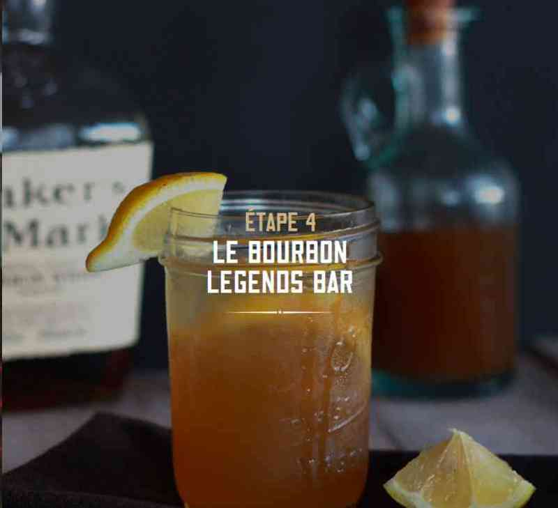 Bourbon Legends Bar