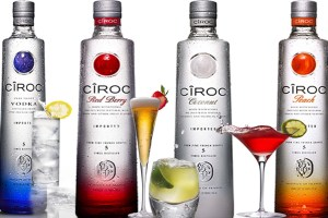 vodka Cîroc