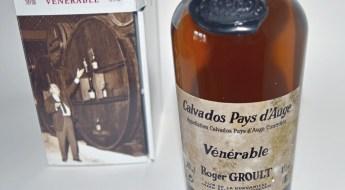 Calvados vénérable Roger groult