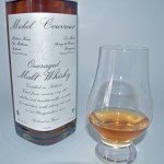 Whisky Michel Couvreur Overaged 12 ans, élu meilleur meilleur whisky européen