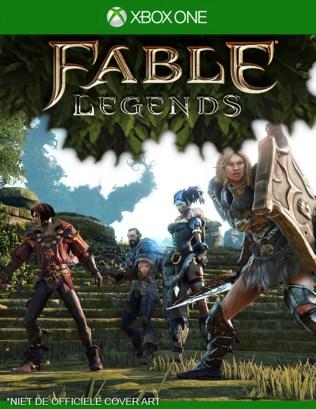 Fable Legends idée cadeau de dernière minute