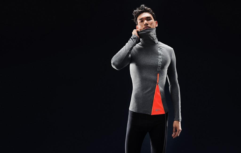 Superdry Sport, votre outfit sportif, présentation