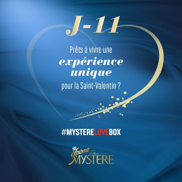 Mystère Love Box