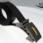 Muruzi, les ceintures en cuir haut de gamme