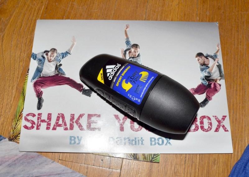 Shake Your Box