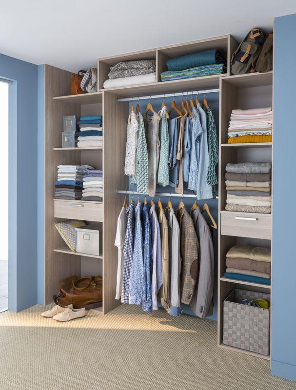 dressing la solution sur mesure et modulable adopter. Black Bedroom Furniture Sets. Home Design Ideas