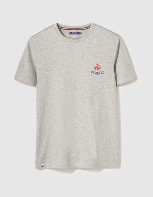 T-shirt celio collection FFF - trucsdemec.fr, blog lifestyle masculin, blog mode homme, beauté homme