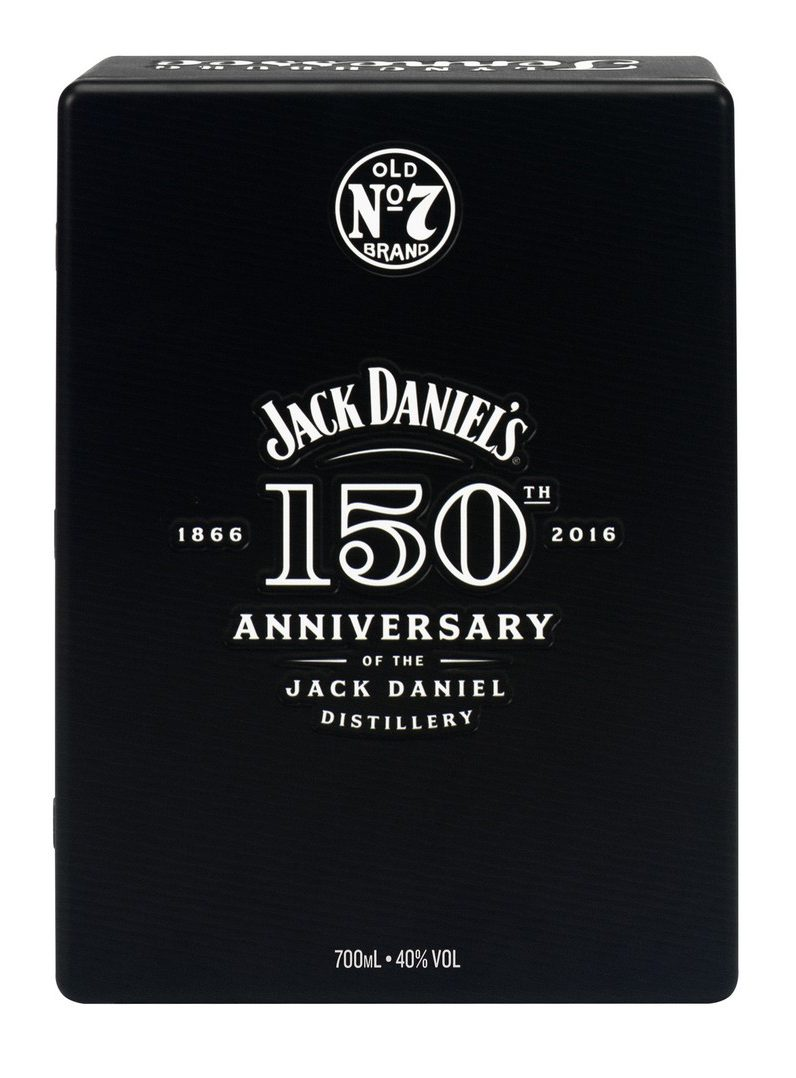 jack Daniel's 150 ans