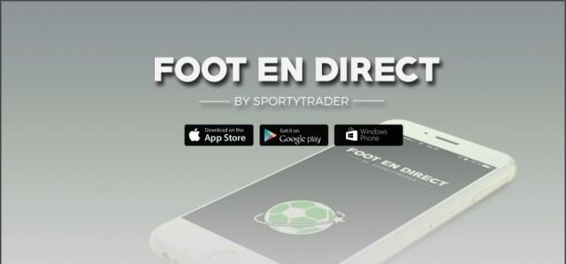 Foot en direct