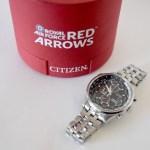 Citizen Eco Drive Red Arrows Chronograph