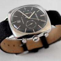 Briston Clubmaster Vintage Acier Chronographe