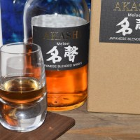 Akashi White Oak Meïsei Japanese Blended Whisky