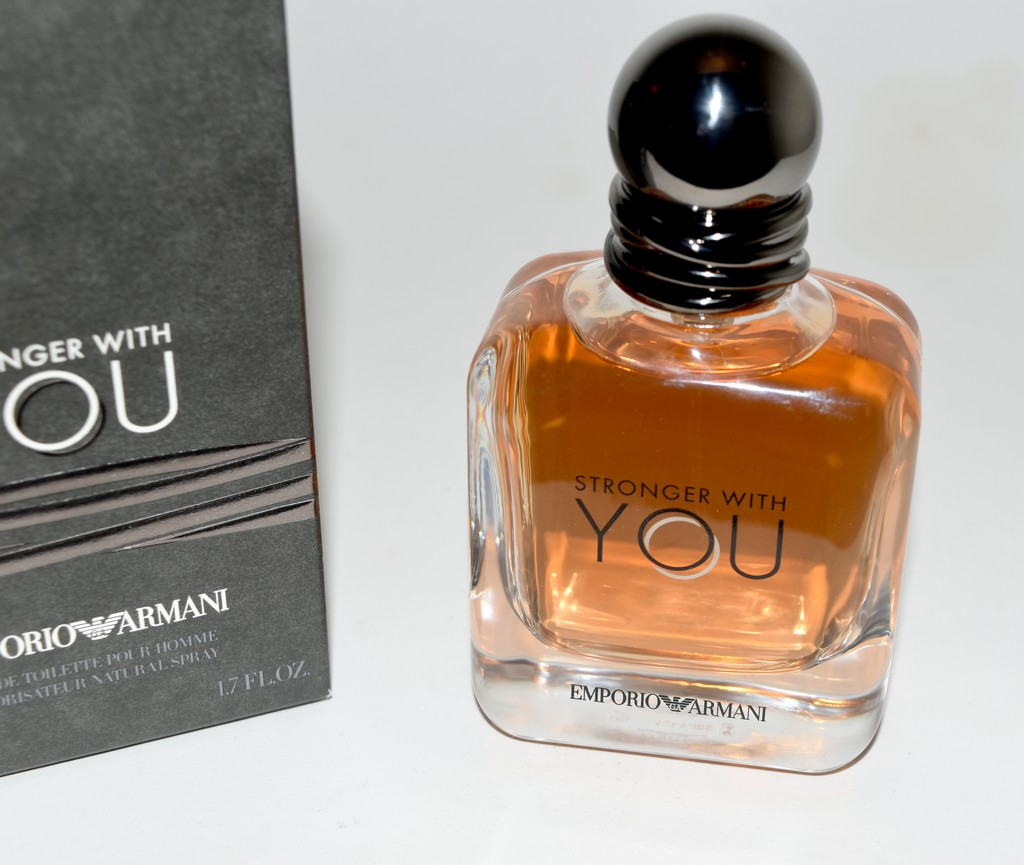 [Nouveauté] Stronger With You Emporio Armani