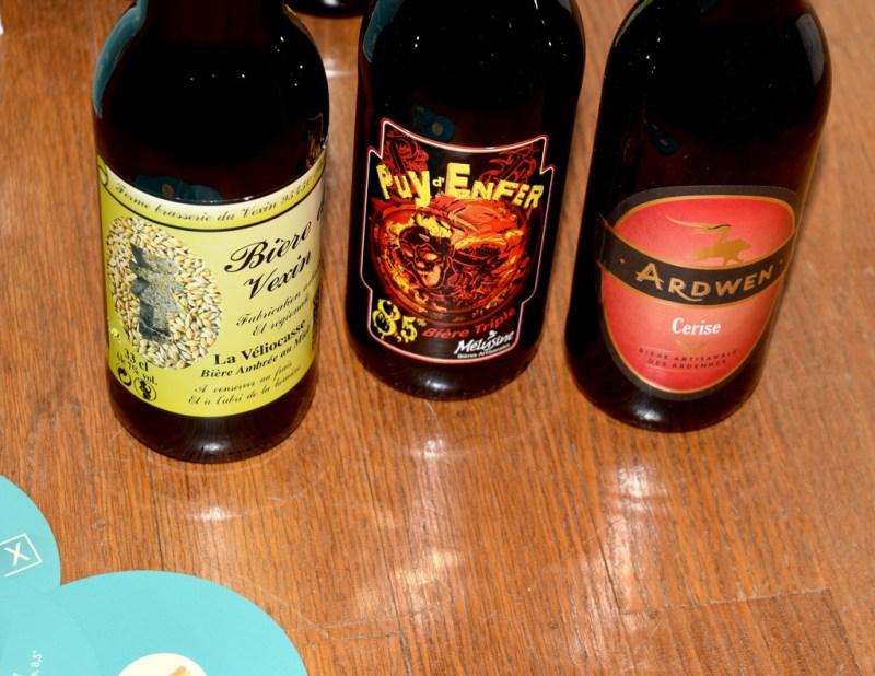 bières du printemps
