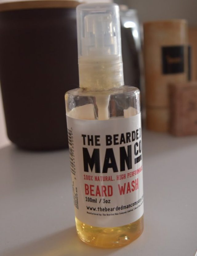 routine du barbu