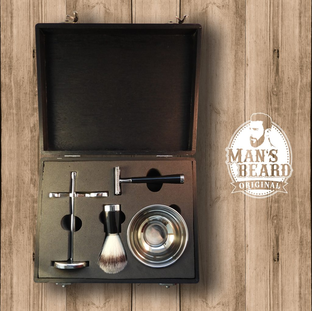 [Concours Inside] Gagne ta Barber box Man's Beard