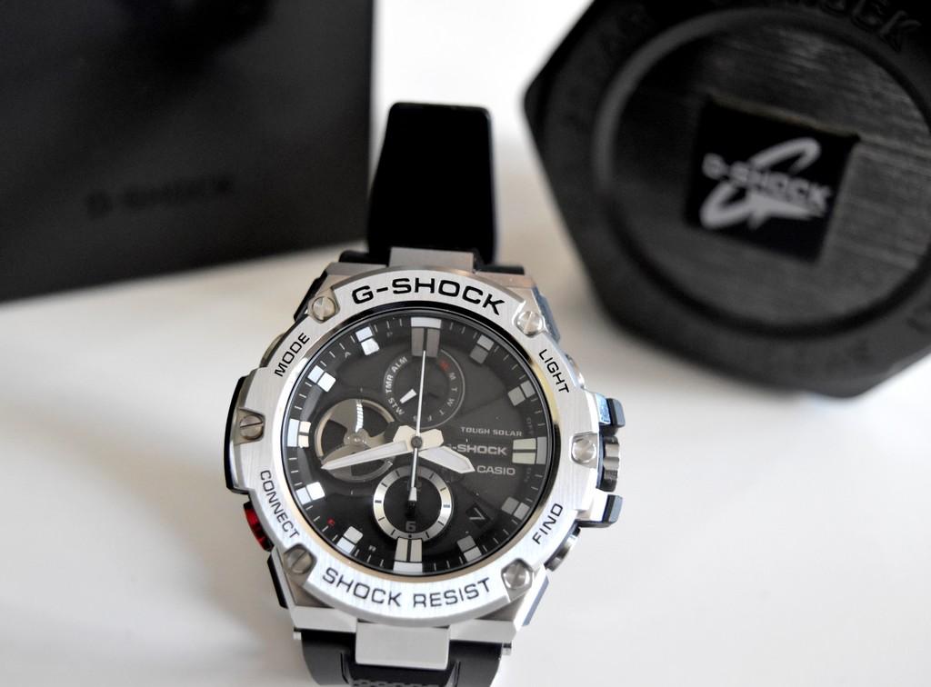 Montre Casio G Shock GST B100 1AER, test & avis iHDZG