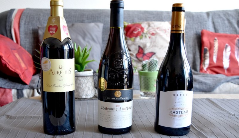 Sélections de vins