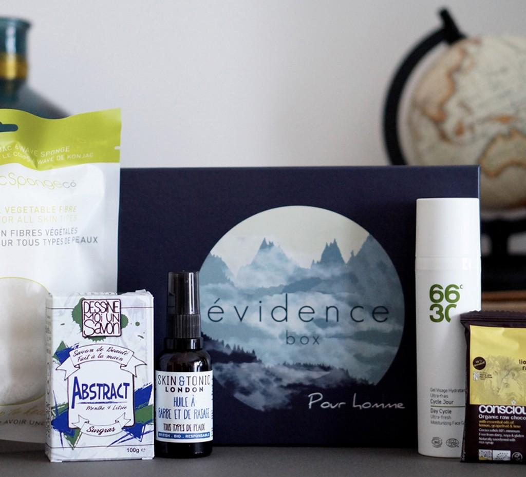 La Évidence Bio Et Sélection Vegan Présentation Une Box Homme PFqWwvfF