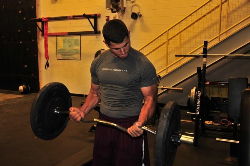 Faire de la musculation