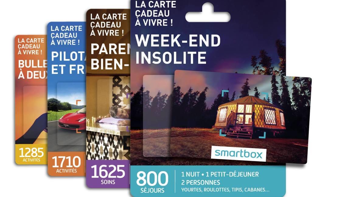 Smartbox Noël 2018