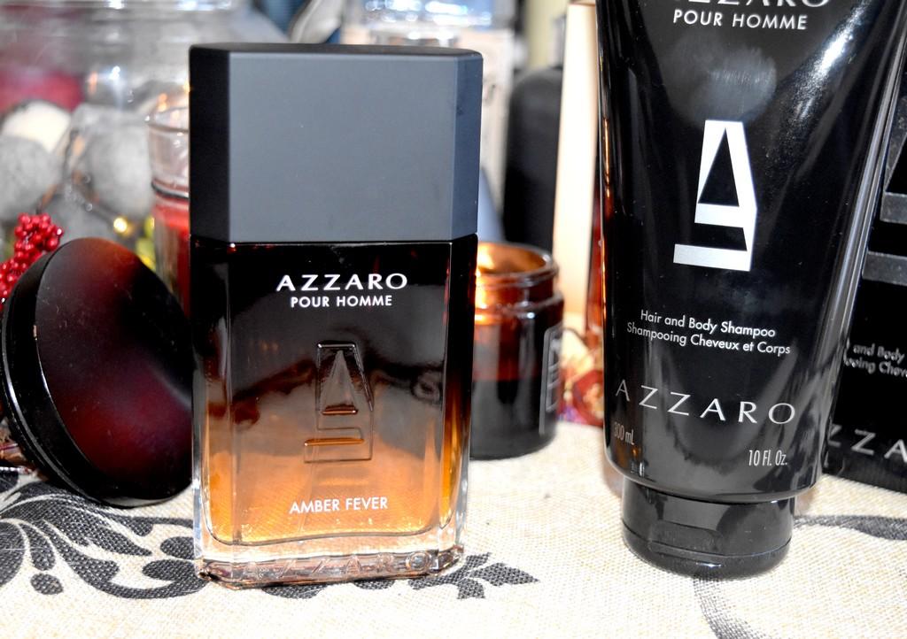 Un Gourmand Amber Avis Fever; Testamp; Sensuel Jus Azzaro Et Tc1KlFJ