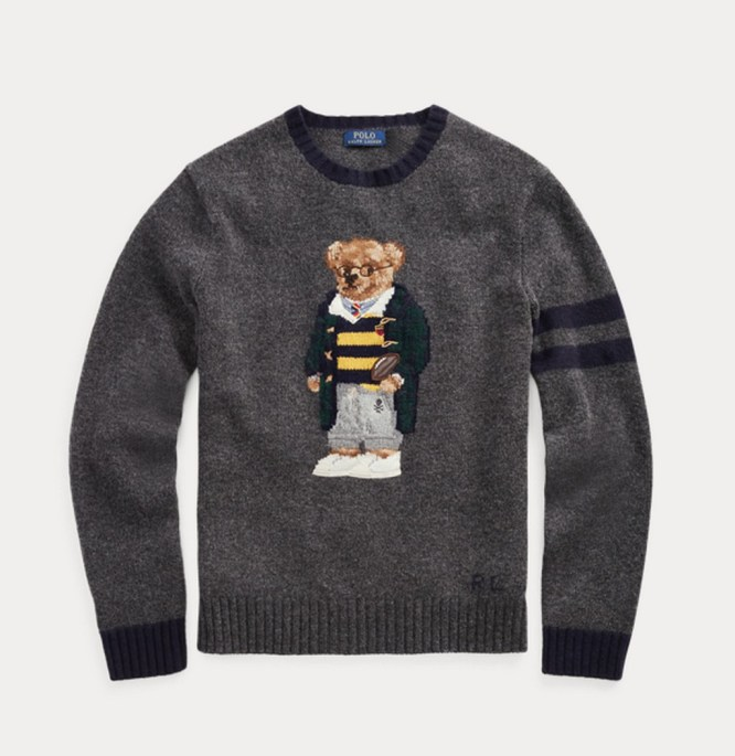 Collection Ourson Ralph Lauren