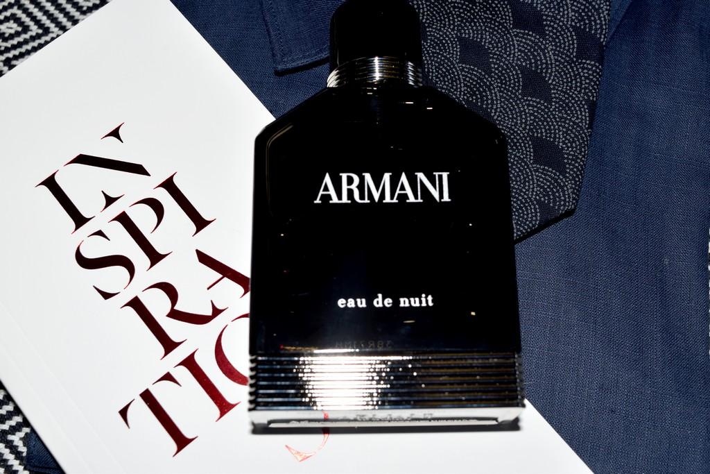 ArmaniUn Testamp; Parfum Et Avis De Sensuel Eau Nuit Élégant kPXOZiuT