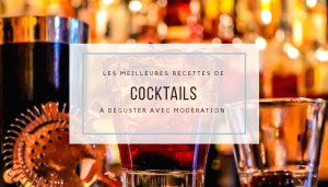 meilleures recettes de cocktails
