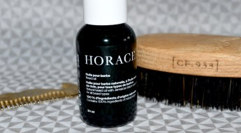 huile à barbe Horace