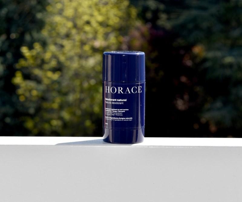 Déodorant Horace : un soin efficace et naturel - test & avis