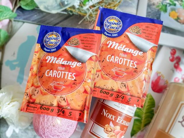 mélange pour carottes Sainte Lucie