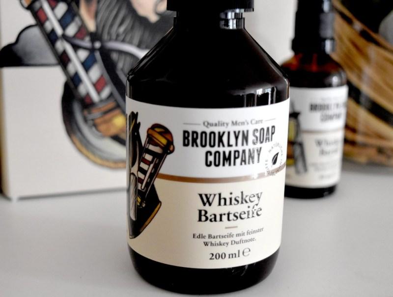 Whisky Box Brooklyn Soap Company, une édition limitée au top, test & avis