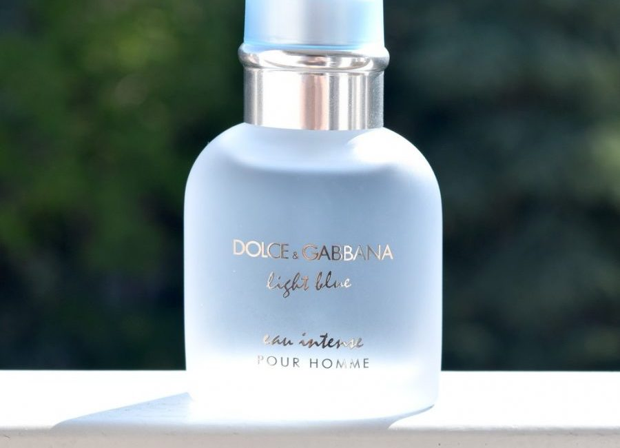 Light Blue Eau Intense Dolce & Gabbana