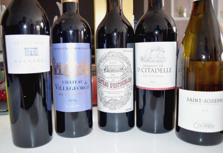 Sélection vins été 2019