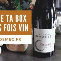 [Concours Inside] Remporte une box Cachottiers Trois Fois Vin