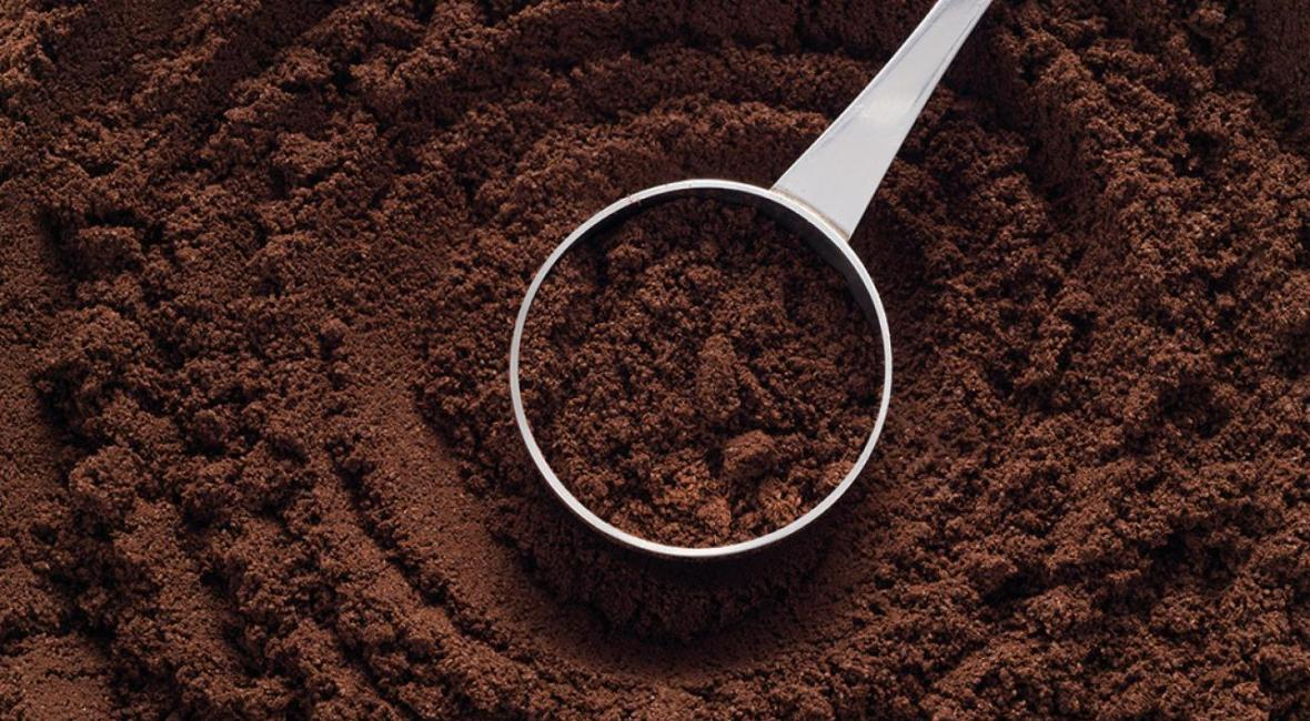 Les bienfaits du marc de café